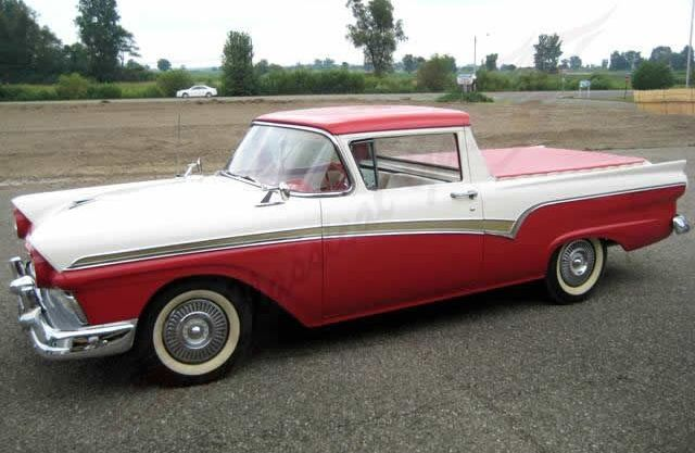 1957 ford ranchero for sale hotrodhotline. Black Bedroom Furniture Sets. Home Design Ideas