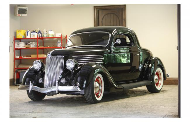 1936 ford 3 window 2 door all steel coupe deluxe three for 1936 ford 3 window for sale