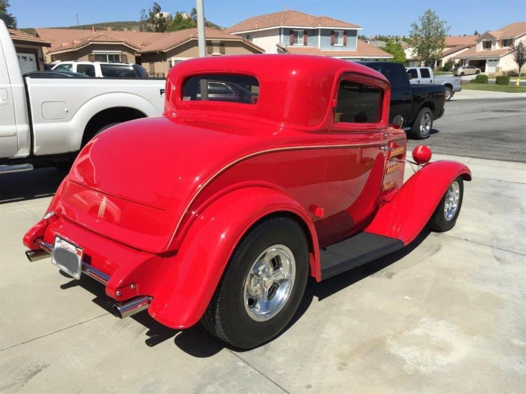 1932 ford 3 window 3 window all steel for sale hotrodhotline for 1932 ford 3 window for sale