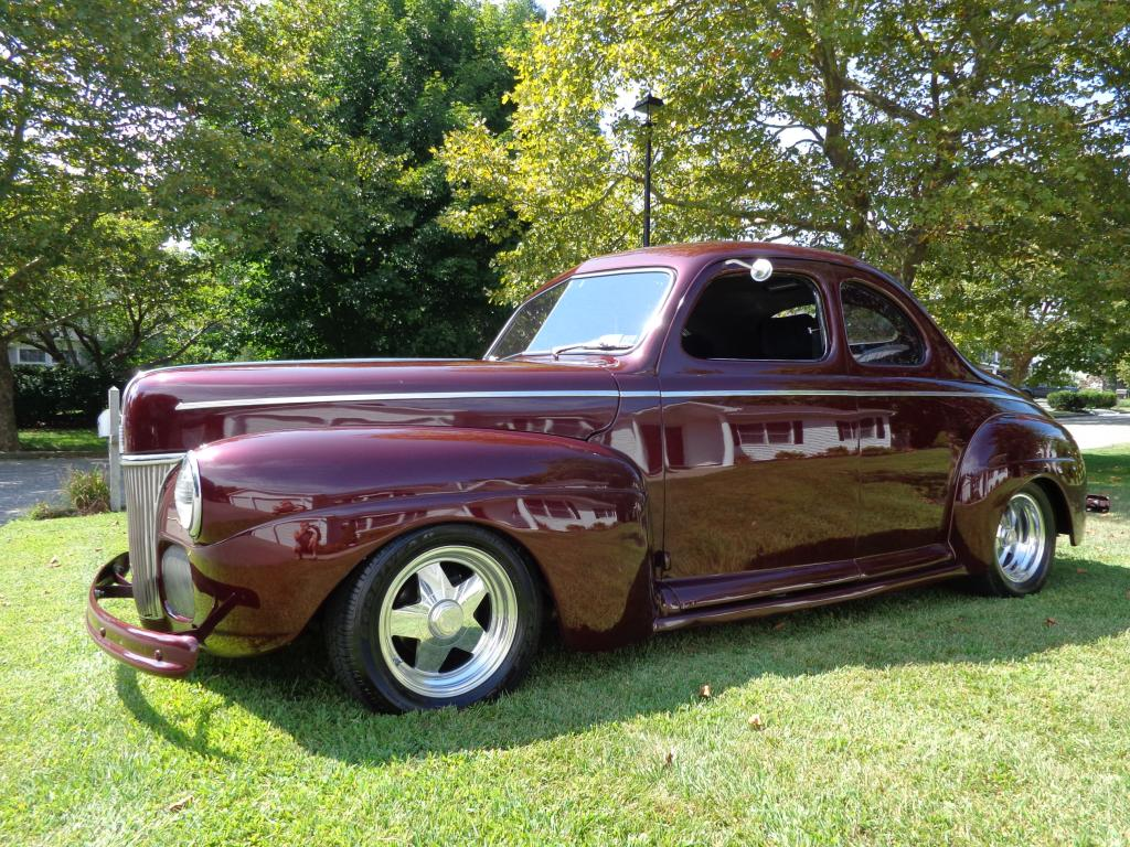 1941 ford coupe 2 door coupe super deluxe v8 engine swap for 1941 ford 2 door sedan