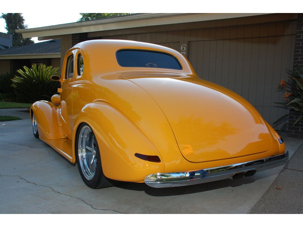 1938 Chevy Coupe Project Craigslist | Autos Post