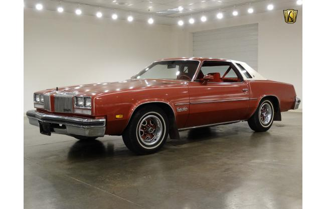1977 oldsmobile cutlass for sale hotrodhotline for 1977 cutlass salon for sale