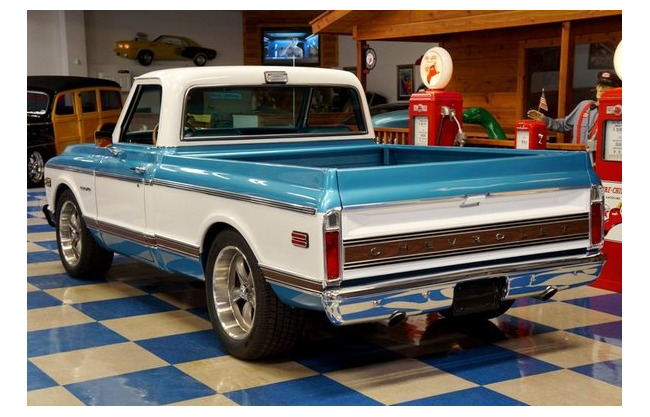 51 Chevy Pickup Trucks For Sale In Ohio   Autos Post