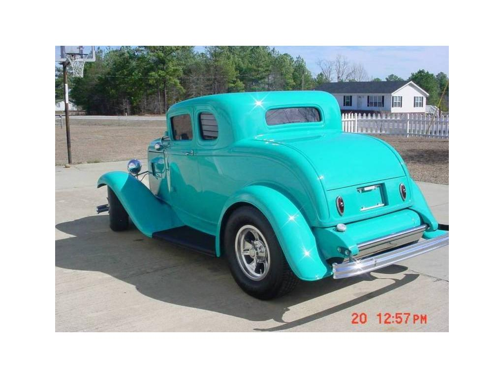 1932 ford 5 window 2 door 5 window all steel chopped coupe for 1932 ford 5 window for sale