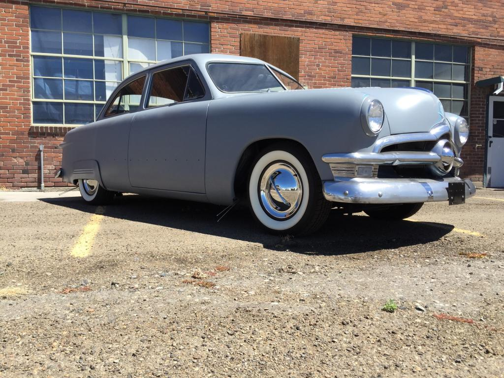 1950 ford coupe 2 door all steel coupe custom restored for 1950 ford two door