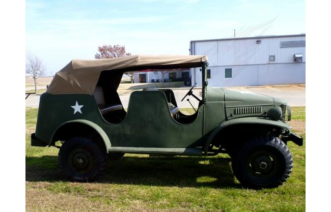 1942 Dodge WC All-Steel Convertible Pickup Truck for sale ...