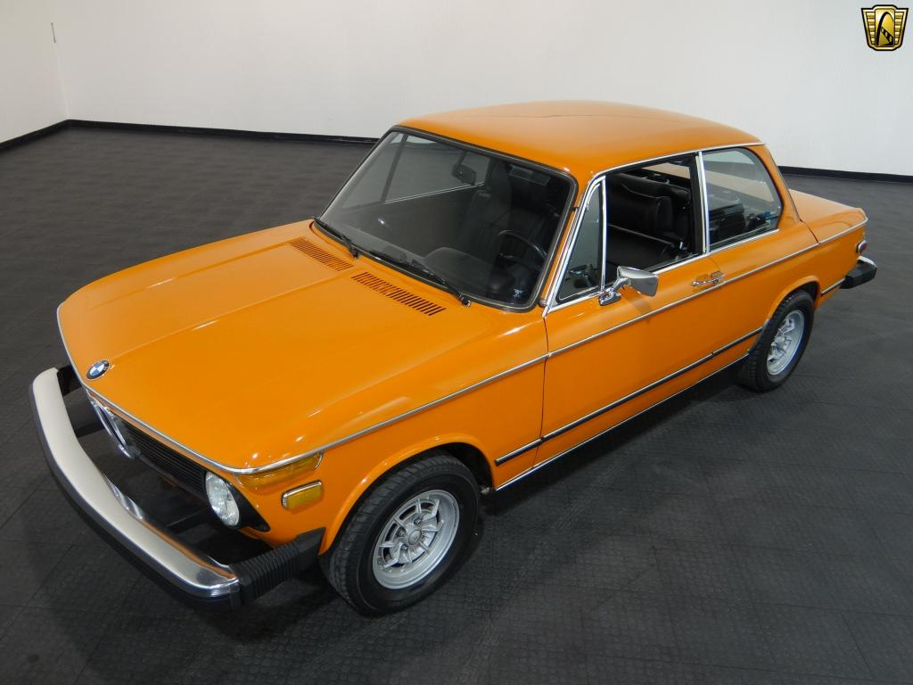 1974 bmw 2002tii for sale hotrodhotline. Black Bedroom Furniture Sets. Home Design Ideas