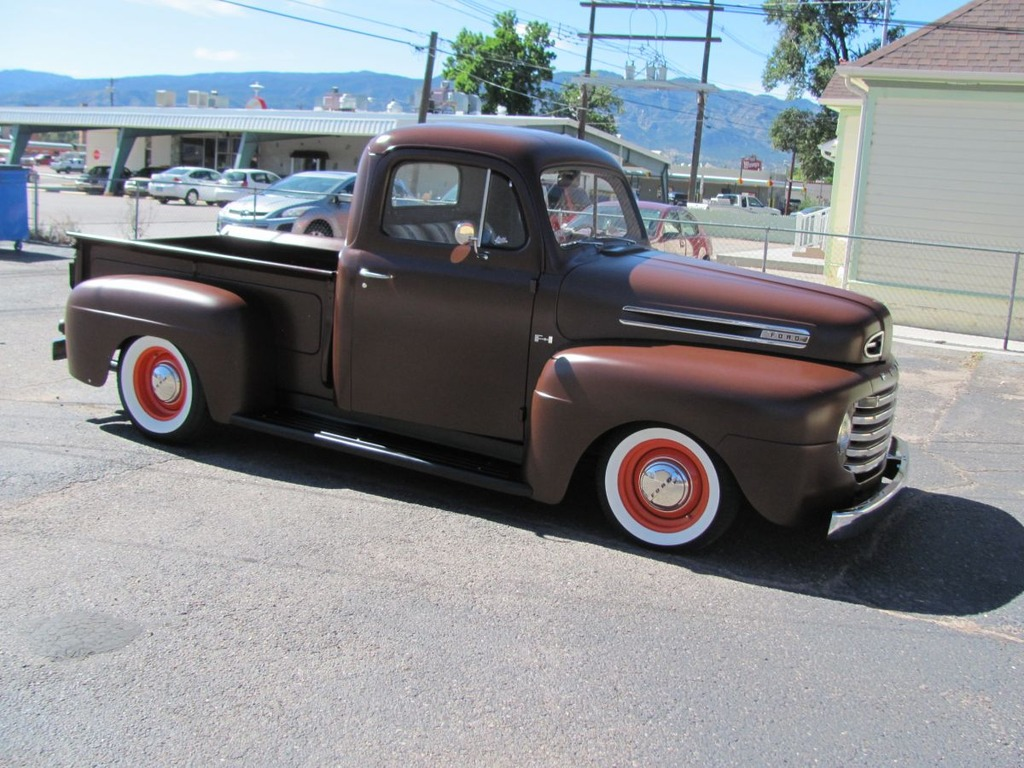 1948 Ford F1 For Sale Hotrodhotline