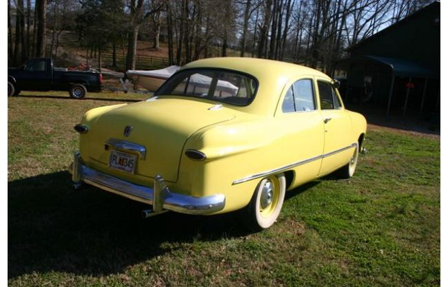1950 ford custom 2 door flathead original sedan stock for for 1950 ford custom 2 door
