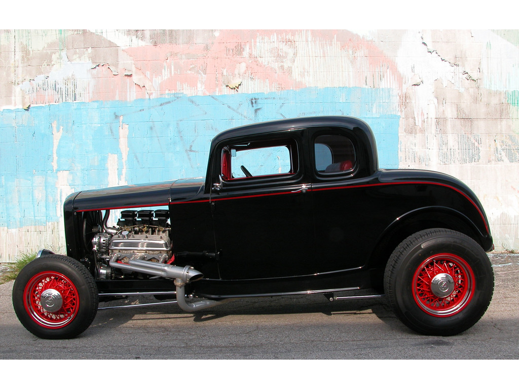 1932 ford 5 window chopped coupe hi boy for sale for 1932 ford 5 window coupe sale