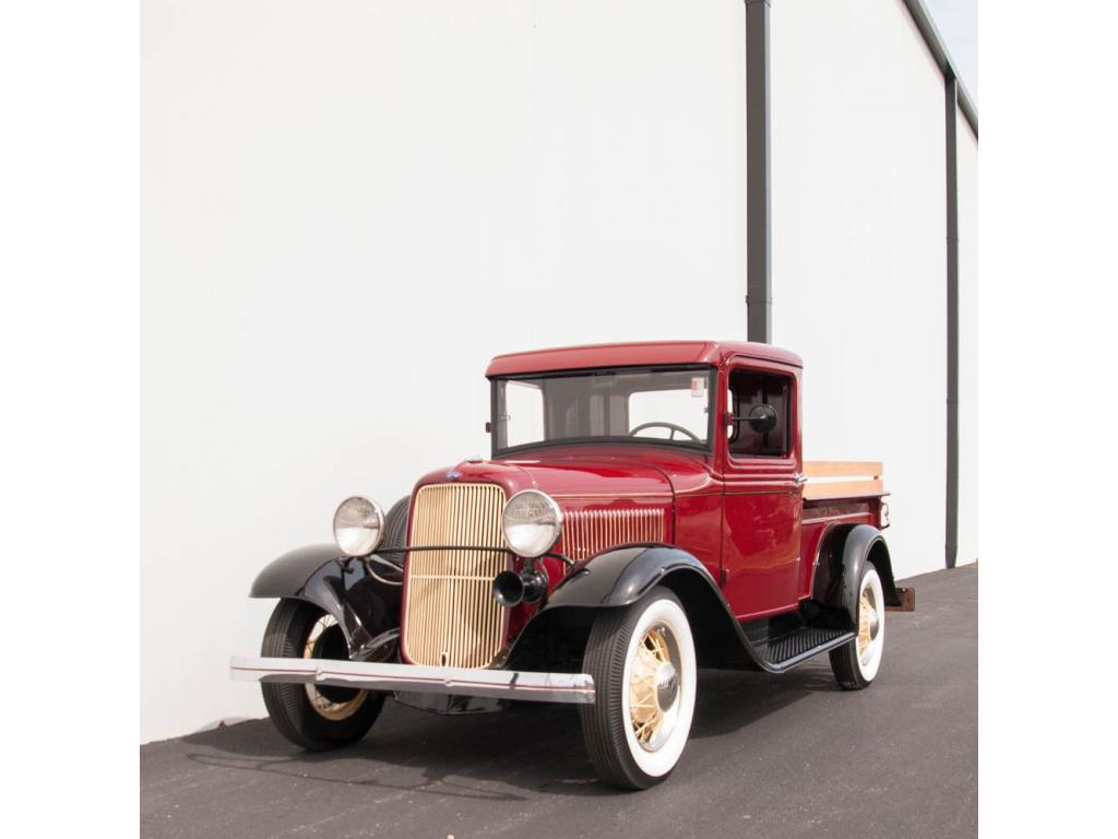 1934 ford 1 2 ton pickup 2 door all steel flathead. Black Bedroom Furniture Sets. Home Design Ideas
