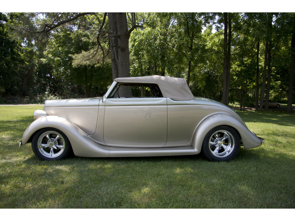1935 ford cabriolet 2 door convertible for sale for 1935 ford 4 door