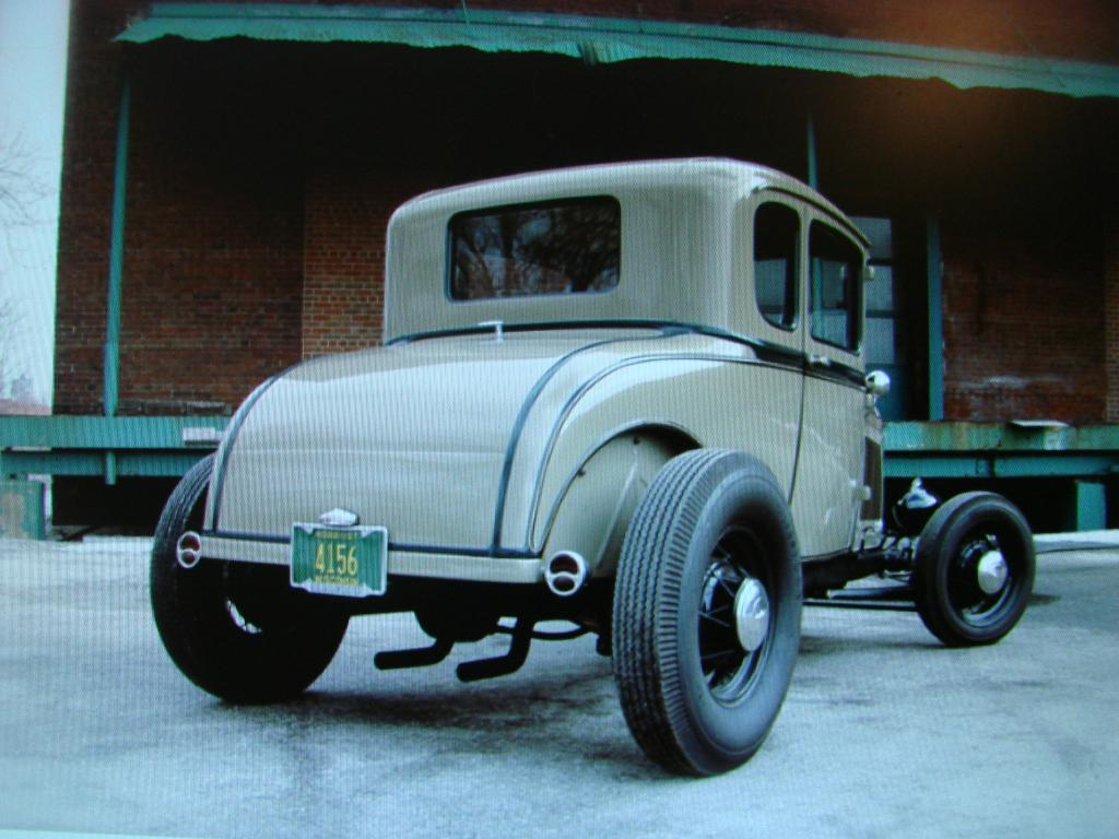 1930 ford 5 window all steel coupe hi boy original for 1930 ford 5 window coupe for sale