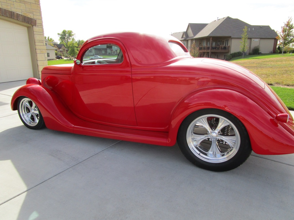 1935 ford 3 window 2 door all steel coupe three window for 1935 ford 2 door sedan for sale