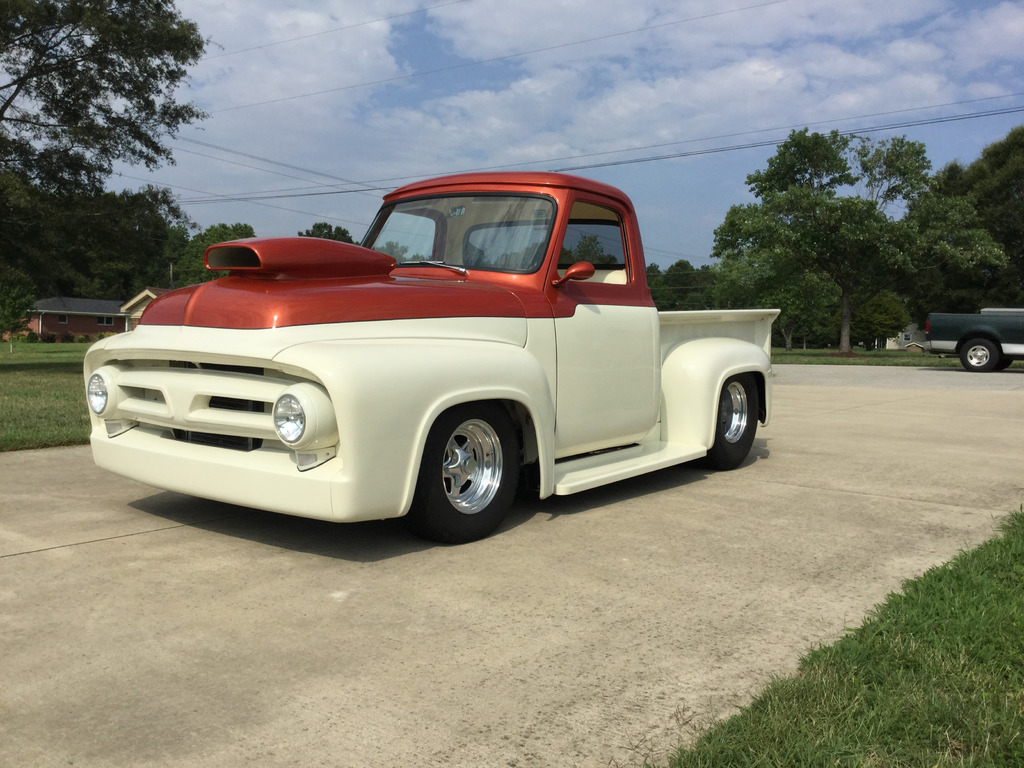 1953 Ford F-100 Pickup Pickup for sale