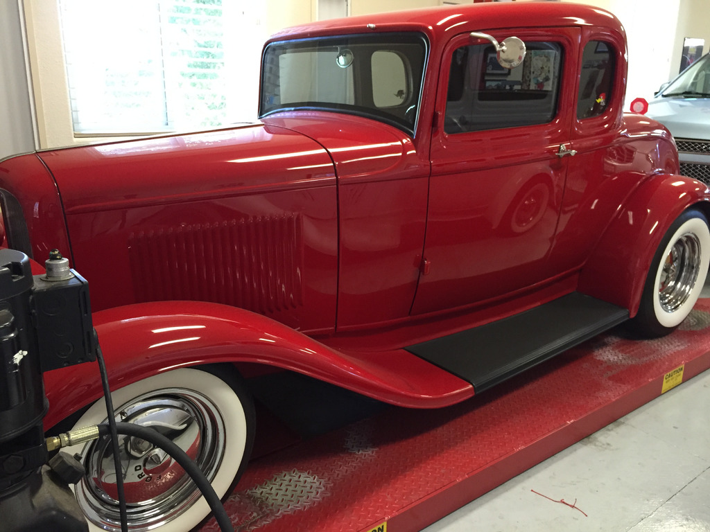1932 ford 5 window 5 window 2 door chopped all steel coupe for 1932 ford 5 window for sale