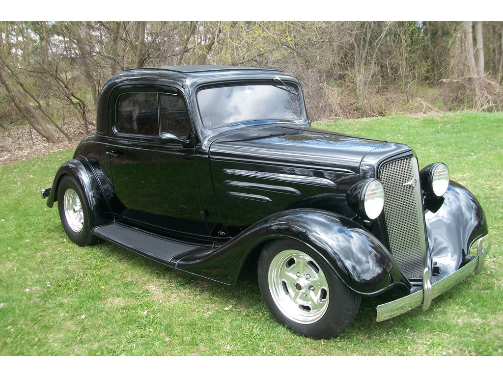 1935 chevrolet 3 window coupe for sale hotrodhotline for 1935 3 window coupe