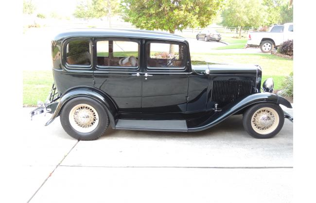 1932 ford sedan 4 door all steel restored sedan v8 8 for for 1932 ford four door