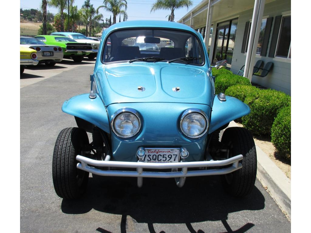 1969 Volkswagen Beetle Restored Engine Swap For Sale