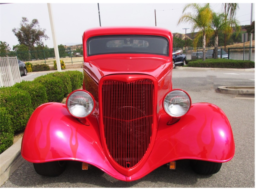 1934 ford coupe 5 window 2 door chopped restored coupe for for 1934 5 window coupe for sale