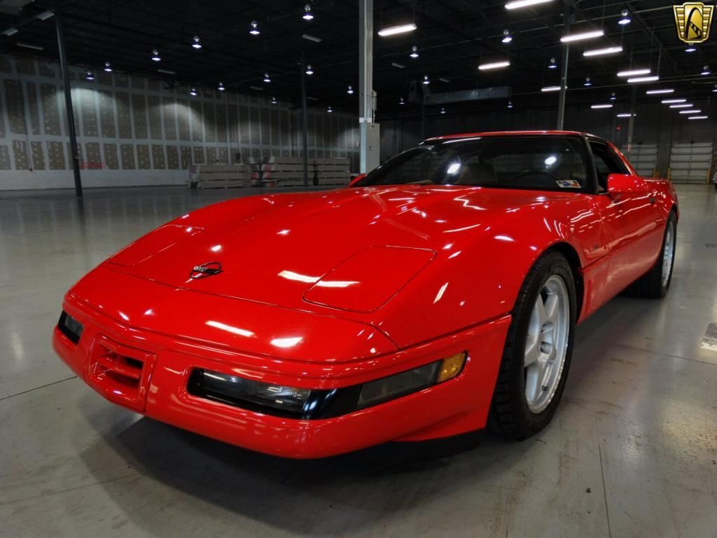1995 chevrolet corvette for sale hotrodhotline. Black Bedroom Furniture Sets. Home Design Ideas