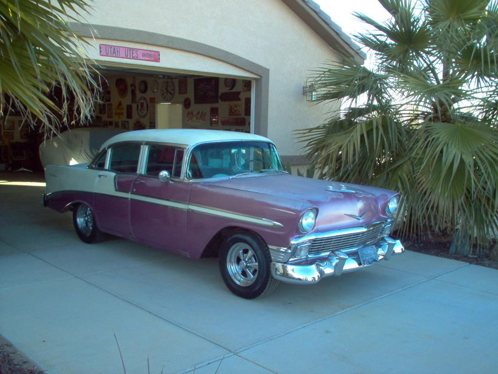1956 chevrolet bel air 4 door sedan for sale hotrodhotline for 1956 chevy belair 4 door for sale