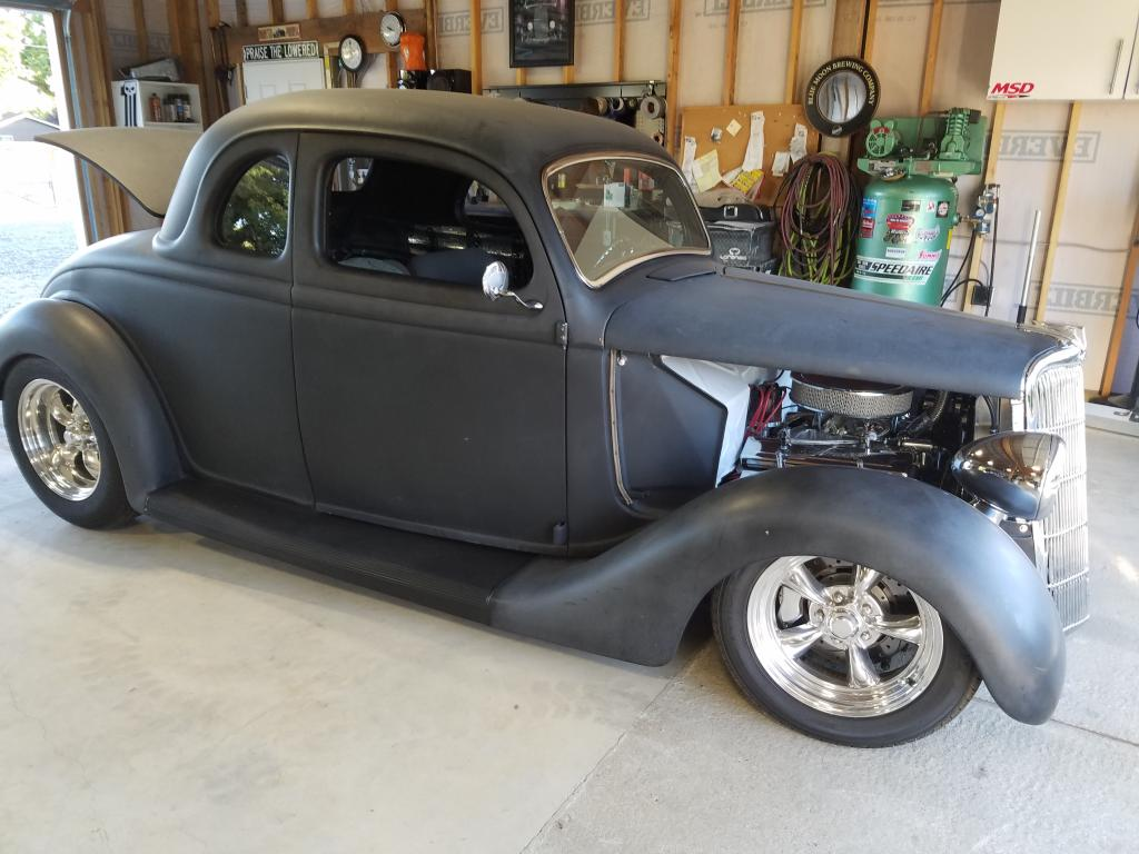 1935 ford coupe 2 door coupe five window restored for sale for 1935 ford 5 window coupe for sale