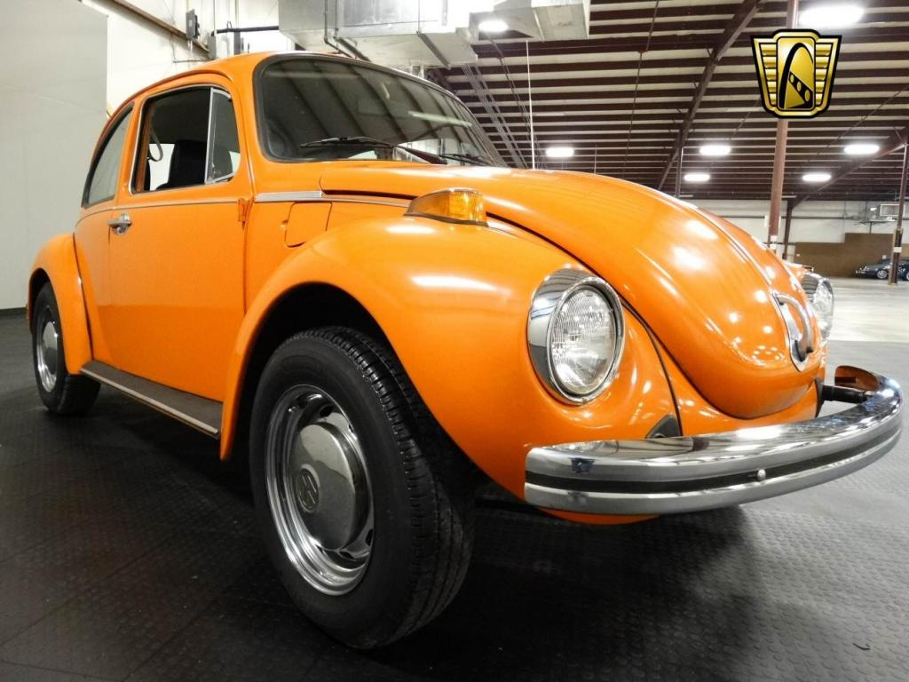 1974 volkswagen beetle for sale hotrodhotline. Black Bedroom Furniture Sets. Home Design Ideas