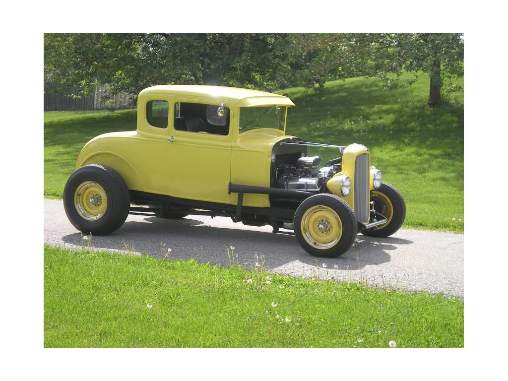 1930 ford 5 window all steel chopped coupe hi boy restored for 1930 ford 5 window coupe for sale