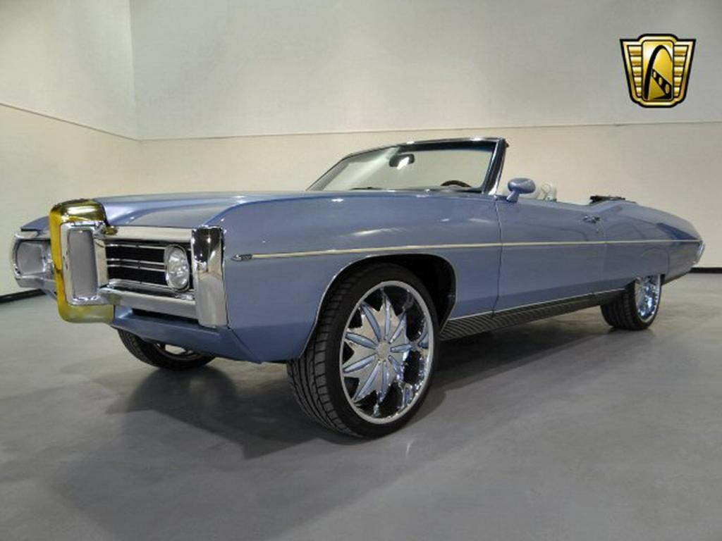 1969 pontiac bonneville for sale hotrodhotline. Black Bedroom Furniture Sets. Home Design Ideas
