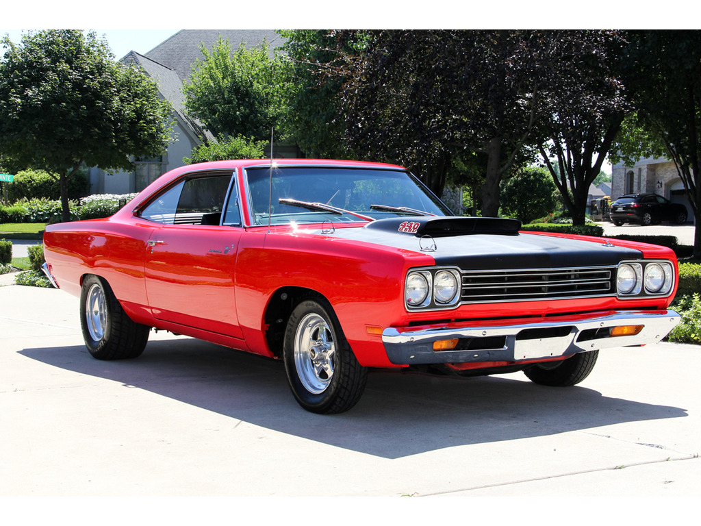 1969 Plymouth Roadrunner For Sale Hotrodhotline