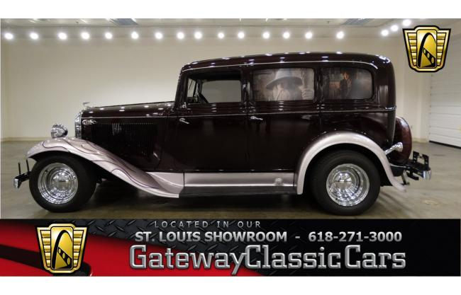 1932 plymouth sedan for sale hotrodhotline for 1932 plymouth 4 door sedan