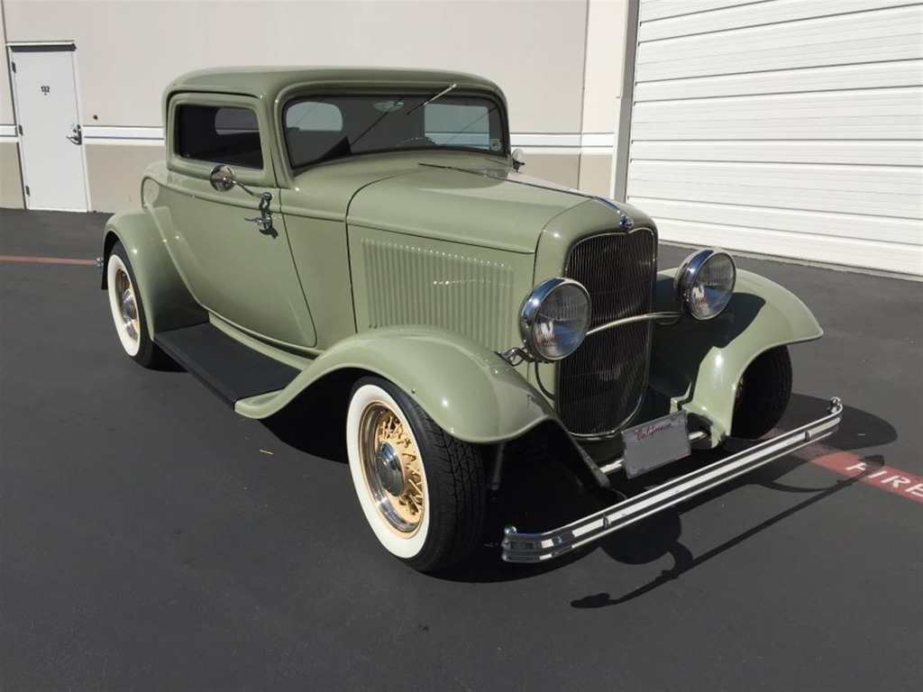 1932 ford 3 window 3 window for sale hotrodhotline for 1932 ford 3 window for sale
