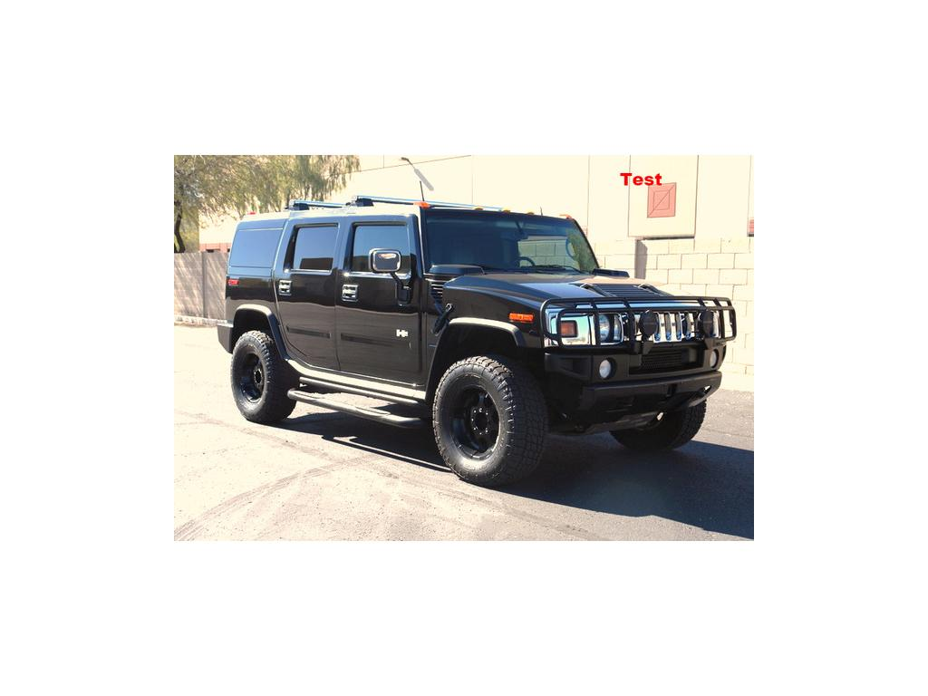 2003 hummer h2 for sale hotrodhotline. Black Bedroom Furniture Sets. Home Design Ideas