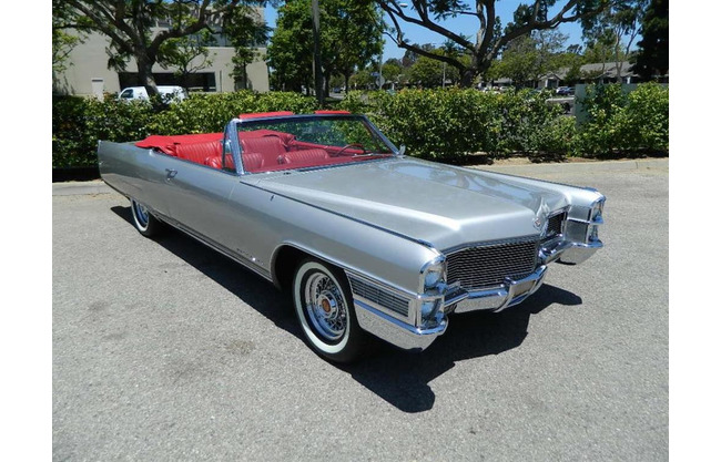 1965 Cadillac convertible for sale craigslist