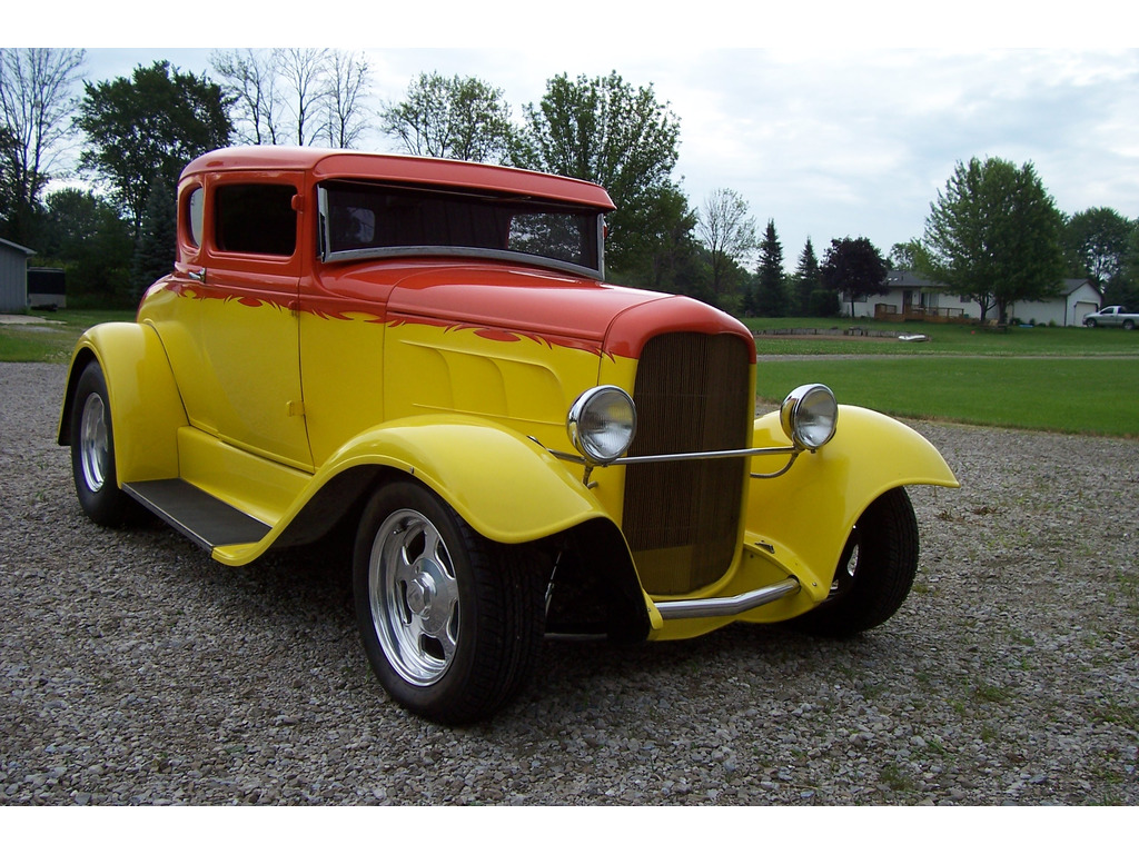 1930 ford 5 window chopped coupe for sale hotrodhotline