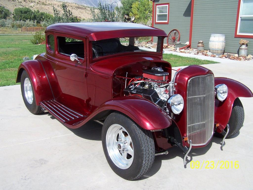 1930 ford 5 window all steel chopped coupe restored engine for 1930 ford 5 window coupe for sale