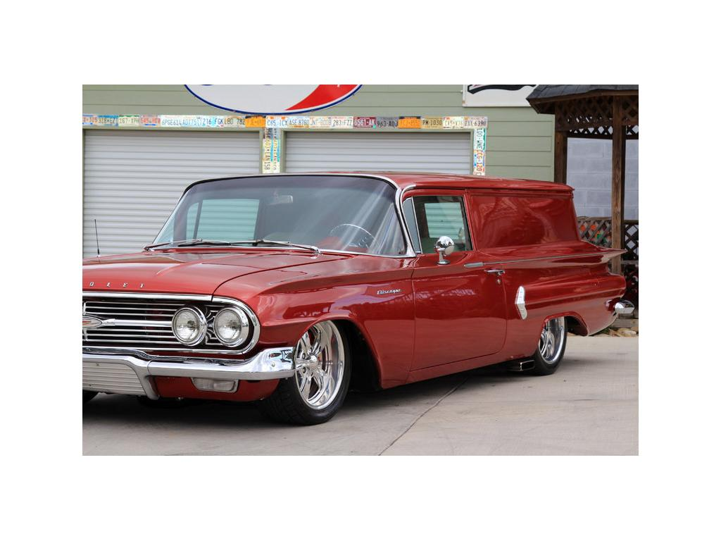 1960 Chevrolet Sedan Delivery for sale | Hotrodhotline
