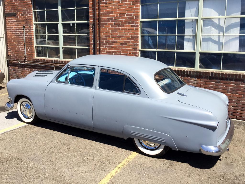 1950 ford coupe 2 door all steel coupe custom restored for 1950 ford sedan 2 door