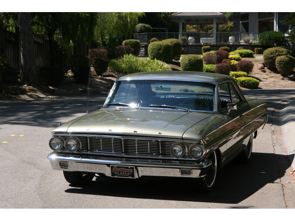 1964 ford galaxie for sale hotrodhotline. Cars Review. Best American Auto & Cars Review