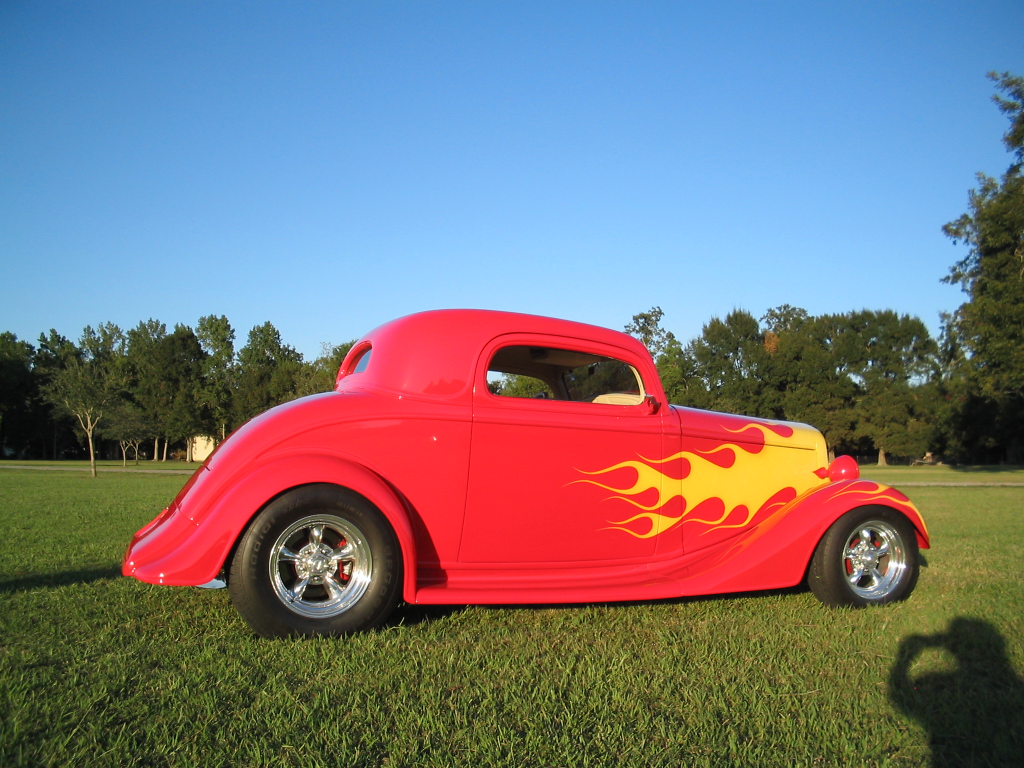 1934 chevrolet 3 window coupe for sale hotrodhotline for 1934 chevrolet 3 window coupe