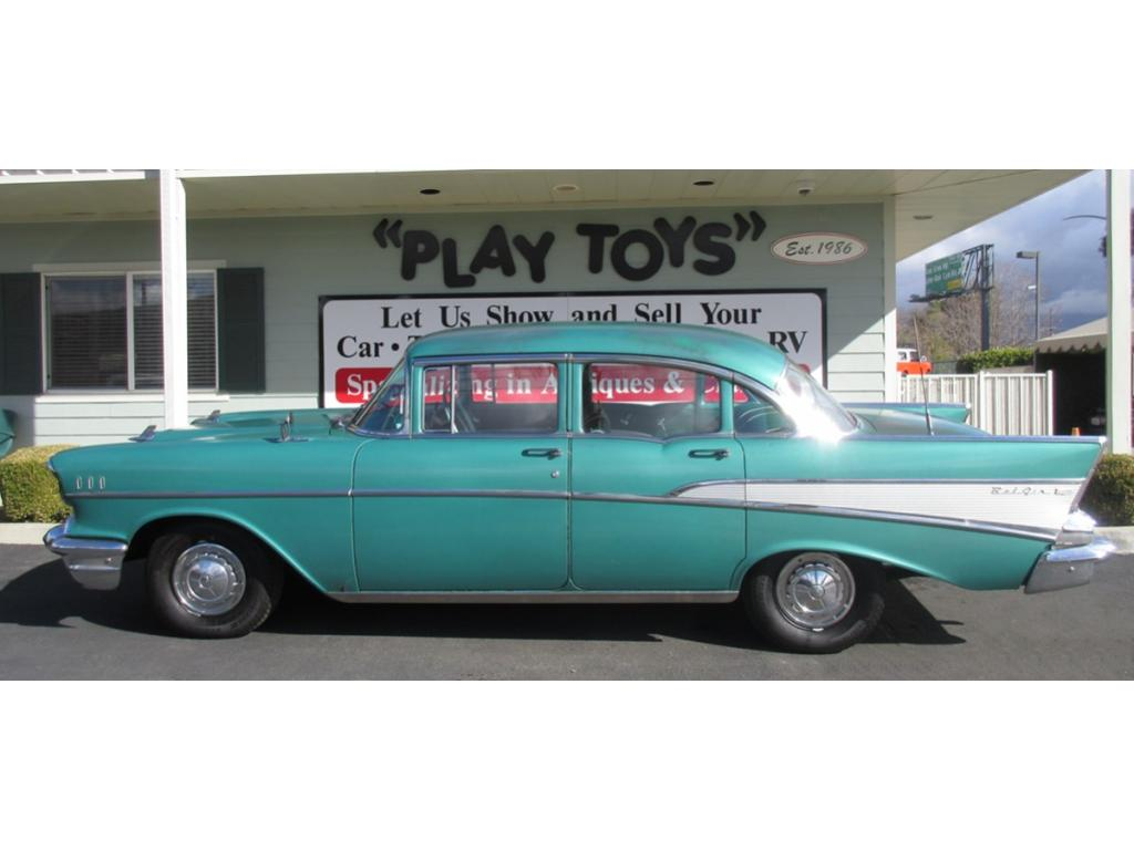 1957 chevrolet bel air 4 door sedan for sale hotrodhotline for 1957 chevy belair 4 door sedan for sale
