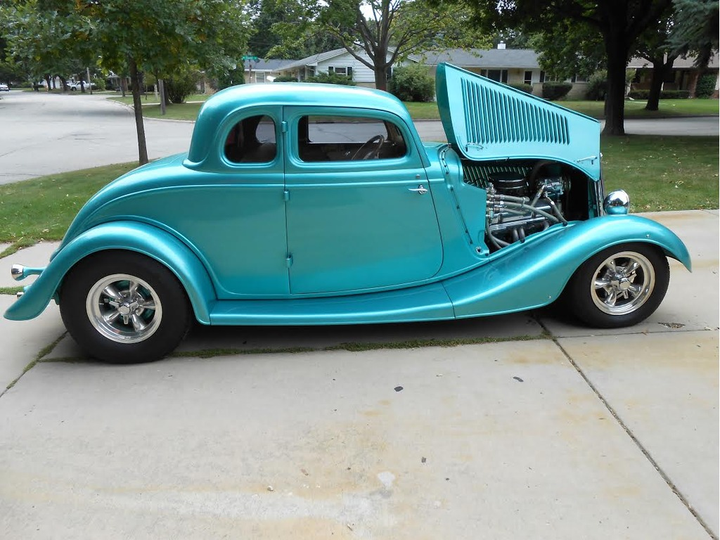 1934 ford coupe 5 window chopped all steel coupe for sale for 1934 ford coupe 5 window for sale