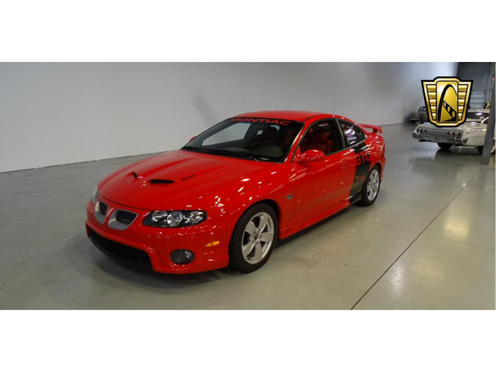 2005 pontiac gto for sale hotrodhotline. Black Bedroom Furniture Sets. Home Design Ideas