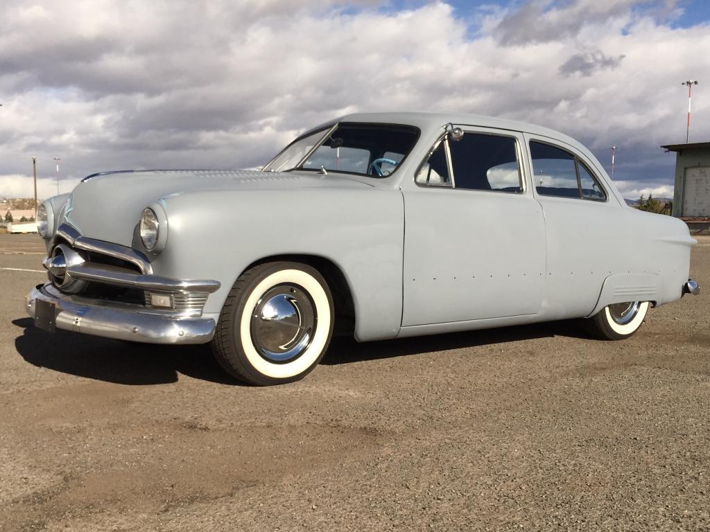 1950 ford coupe 2 door all steel coupe custom restored for 1950 ford 2 door sedan for sale