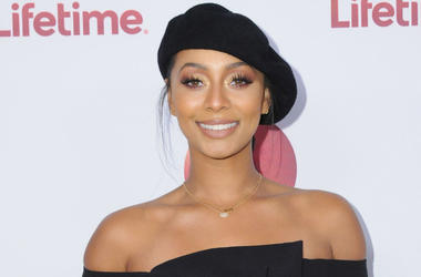 """Keri Hilson. Lifetime hosts the premiere screening of """"Love By The 10th"""" held at The London West Hollywood."""