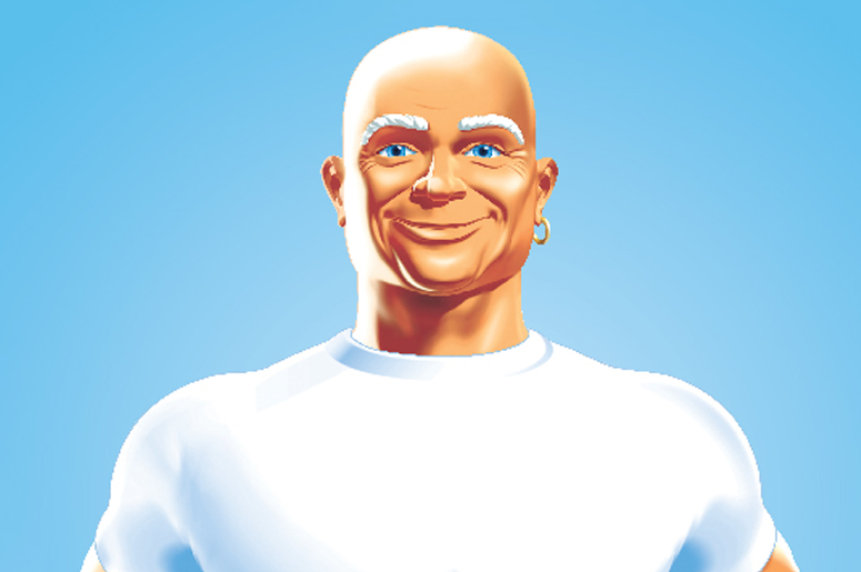 Search For The Real Mr. Clean | 98.5 KTK