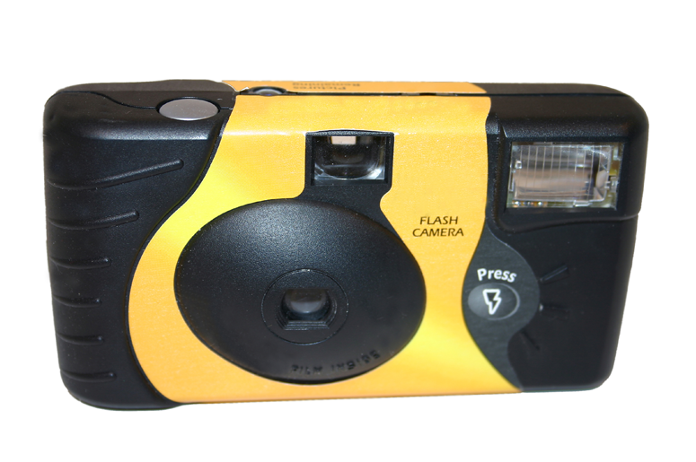 disposable cameras are making a comeback