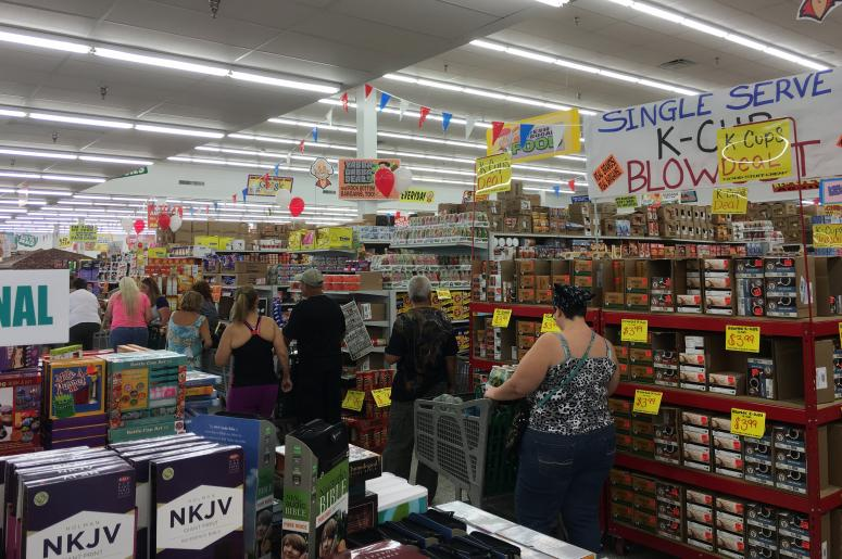 Ollie's Bargain Outlet-Ocala Grand Opening
