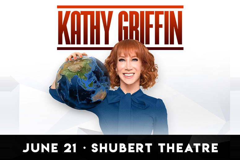 Kathy Griffin at Boch Center Shubert Theatre